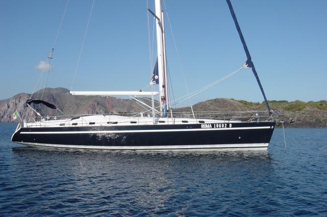 Yacht ATREVIDA