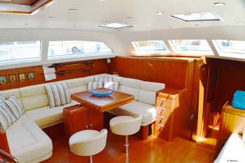 Yacht TERRA DI MEZZO 3 2