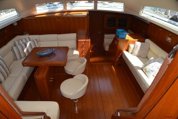 Yacht TERRA DI MEZZO 3 - 4