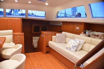Yacht TERRA DI MEZZO 3 - 5