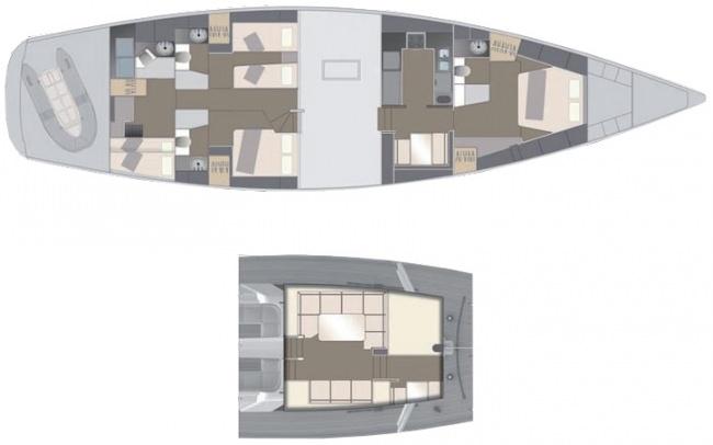 TERRA DI MEZZO 3's layout