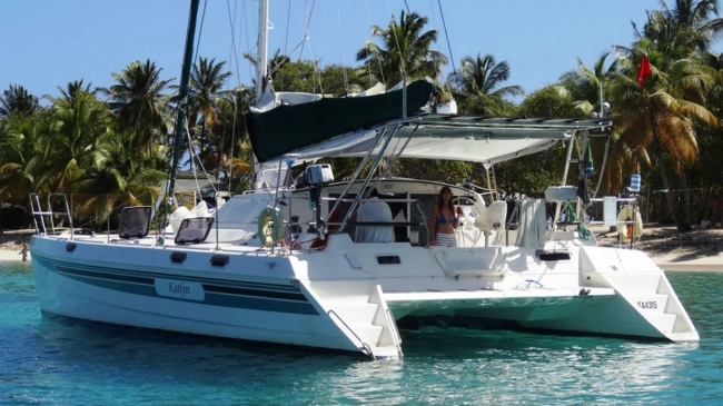 Yacht KATLYN