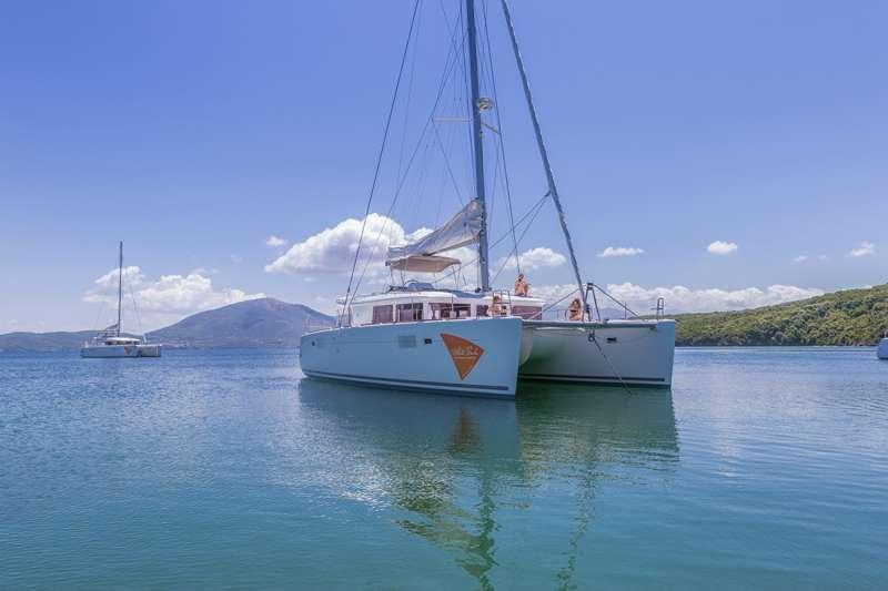 Yacht SIDDHARTHA