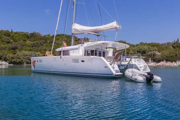 Yacht SIDDHARTHA - 12