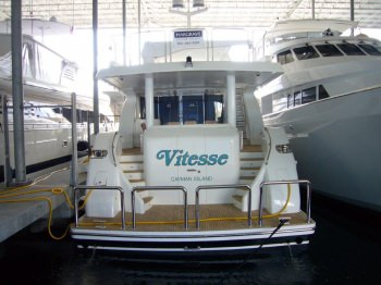 VITESSE Aft Deck