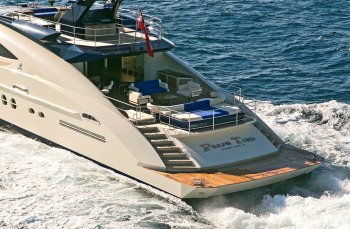 Yacht PLUS TOO - 5