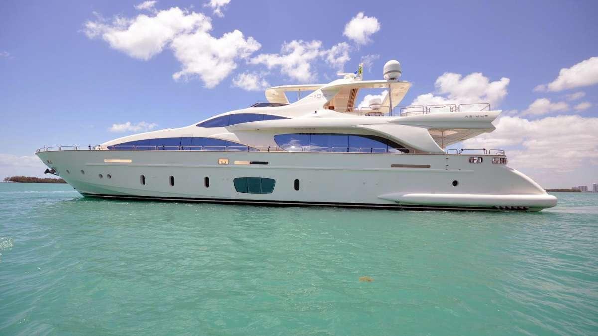 Yacht BABIECA