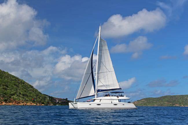 Yacht BAMARANDI