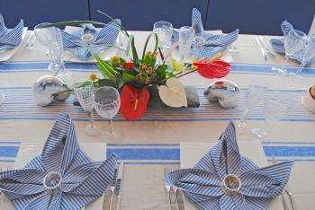 BAMARANDI Beautiful table settings