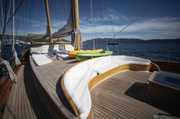 Yacht EYLUL DENIZ II 3