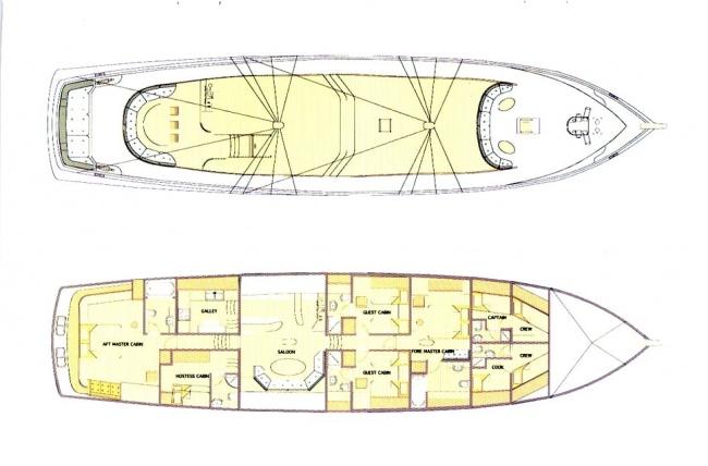 EYLUL DENIZ II's layout
