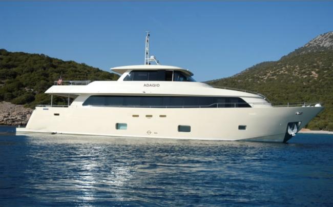 Yacht ADAGIO