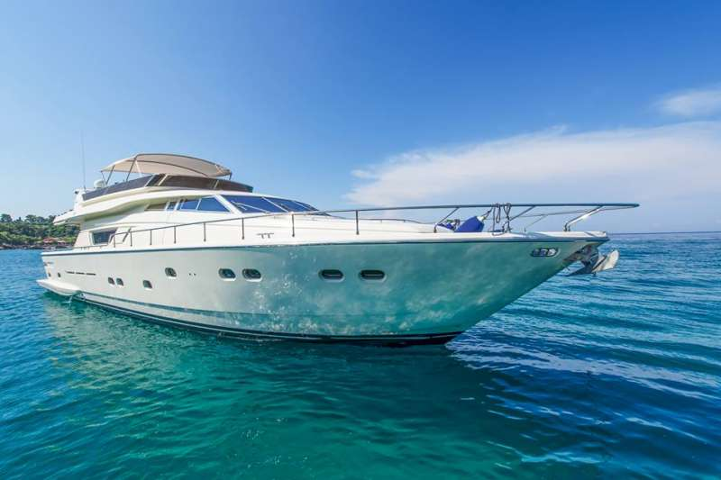 Yacht VENTO