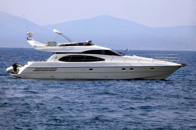 Yacht POSEIDON