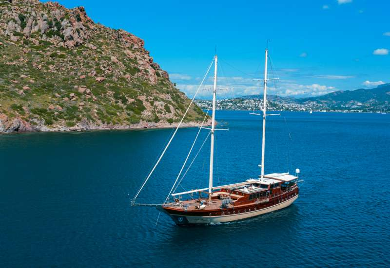 Yacht SEAHORSE