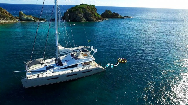 Yacht XENIA 74
