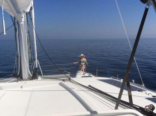 DELICIA Front deck