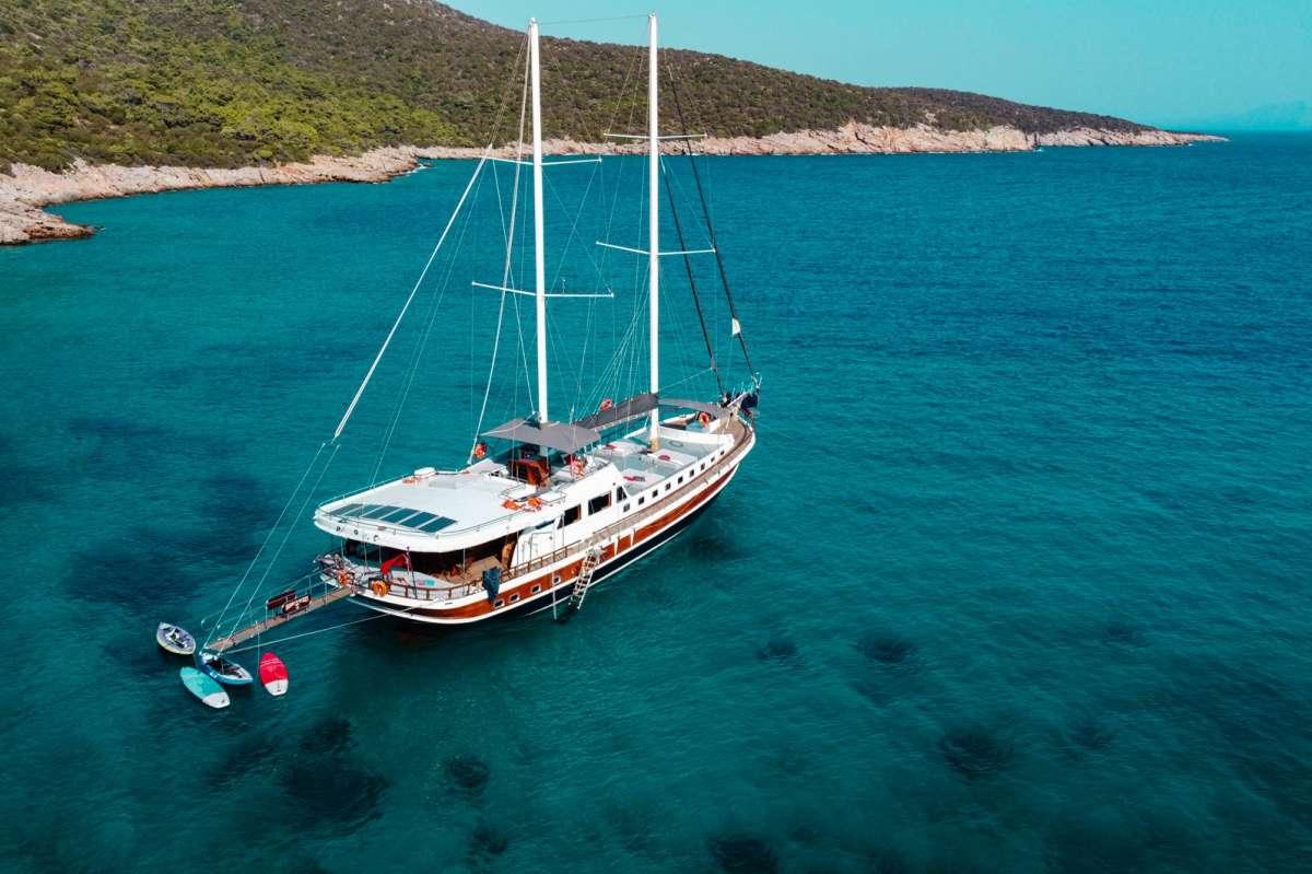 Yacht PALMYRA - 13