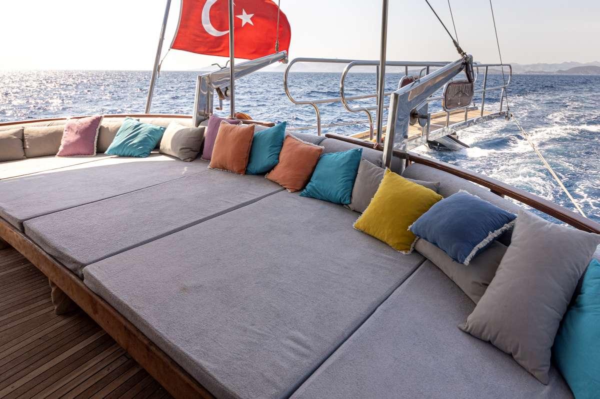 Yacht PALMYRA - 16