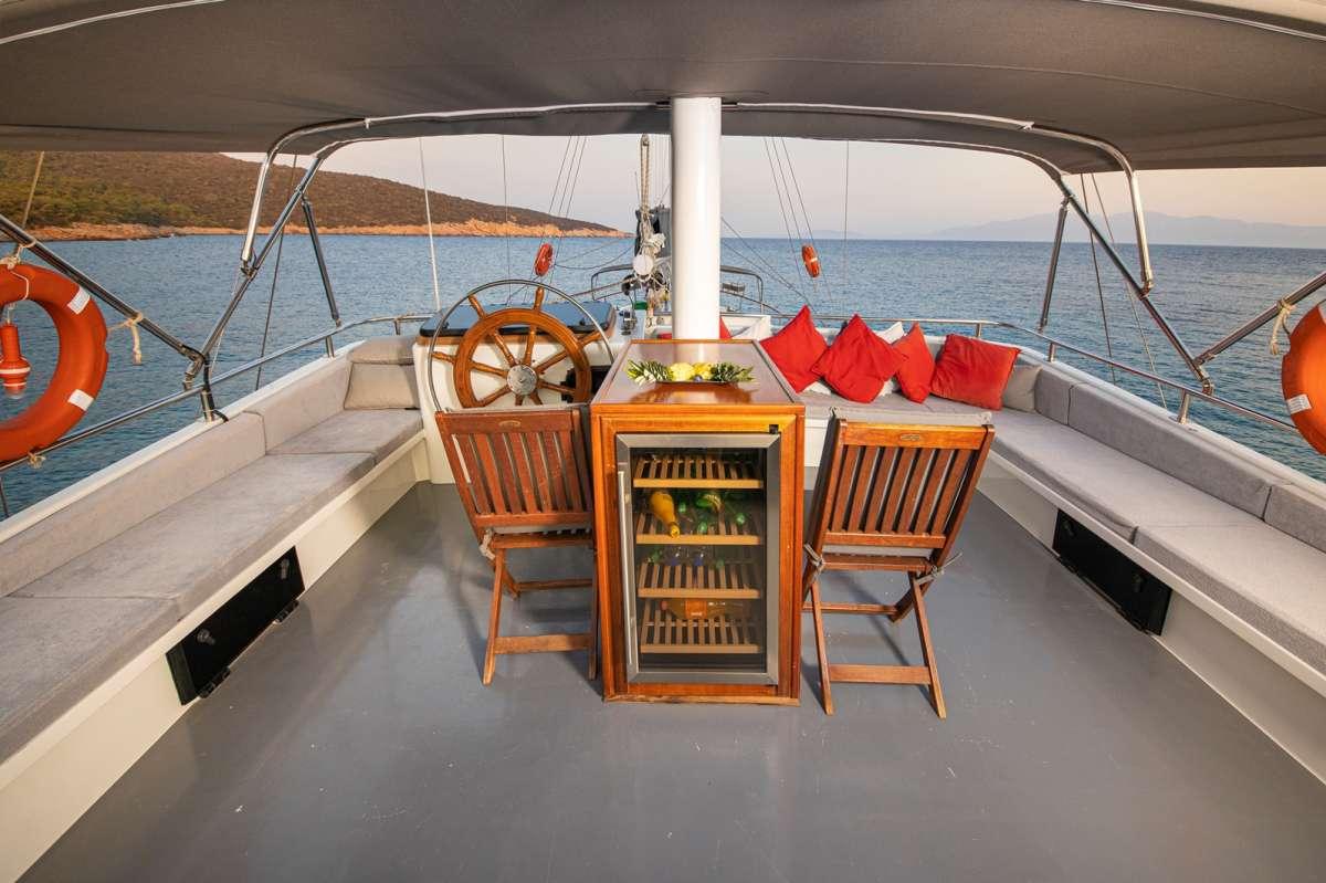 Yacht PALMYRA - 17