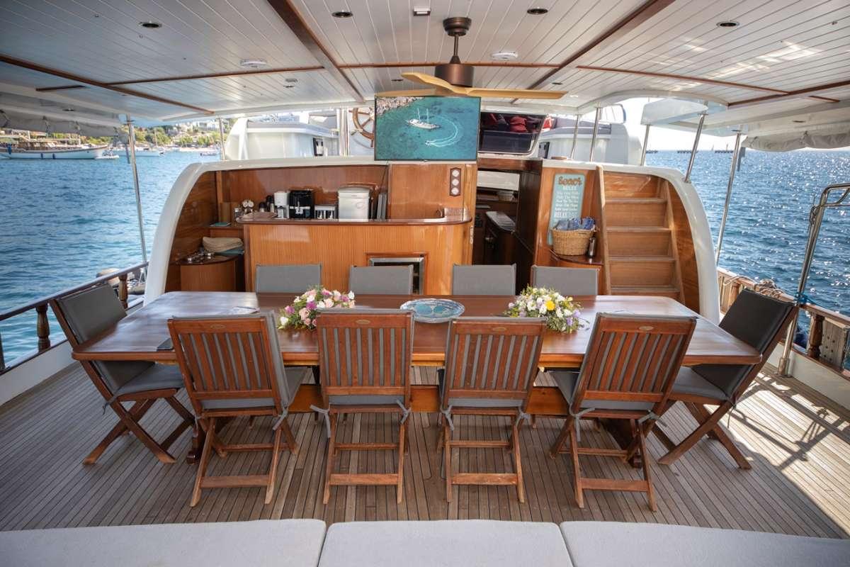 Yacht PALMYRA - 4