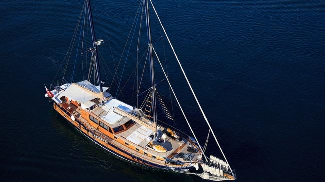 Imbarcazione PACHA