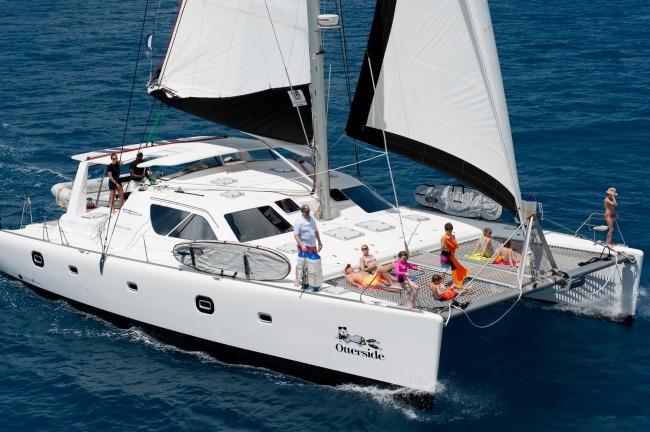 Yacht OTTERSIDE