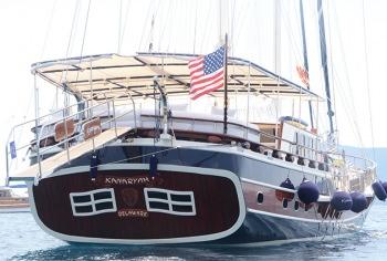 Yacht KANARYAM - 13
