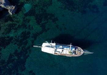 Yacht KANARYAM - 16