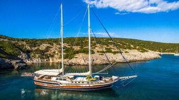 Yacht KANARYAM - 19