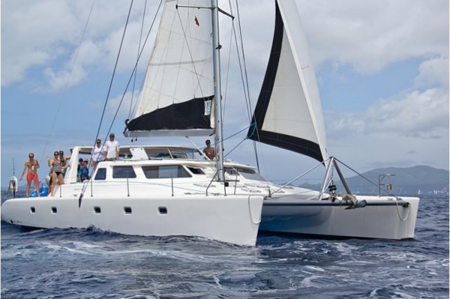 Yacht WINDBORNE
