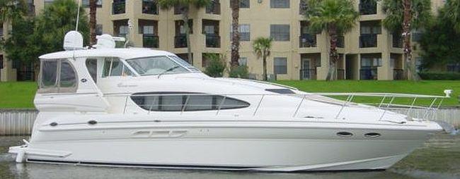 Yacht SIN PRISA