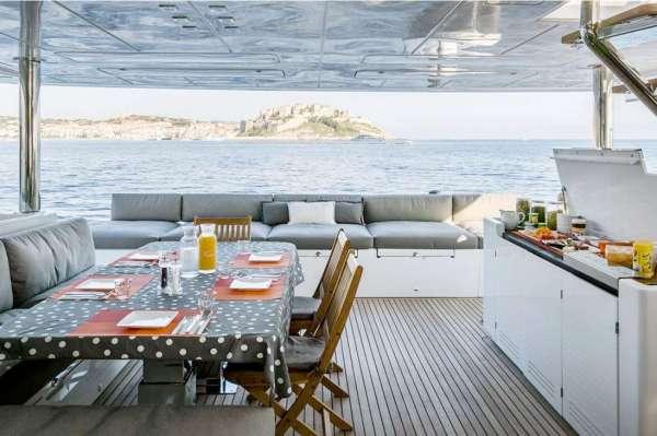 Yacht TWIN 3