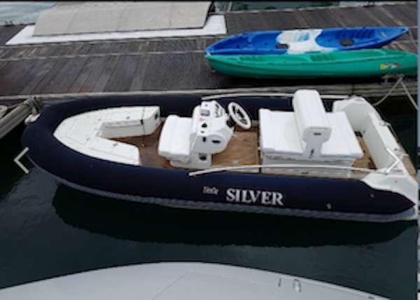 Yacht SILVERLINING - 15