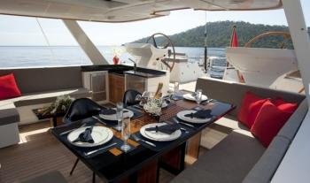 Yacht SILVERLINING - 5