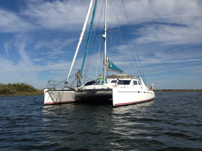Imbarcazione MARVYN