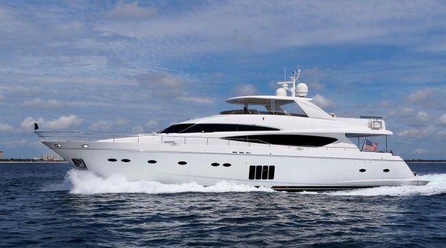 Yacht CRISTOBAL