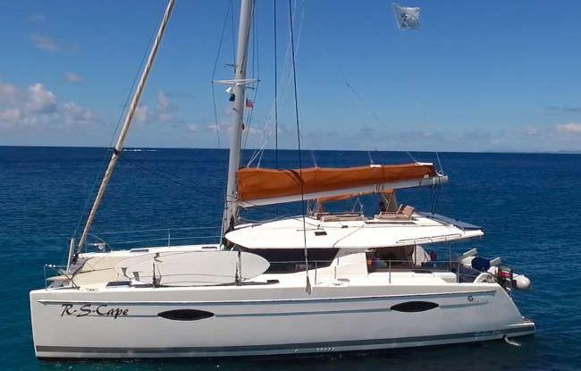 Yacht R-S-CAPE