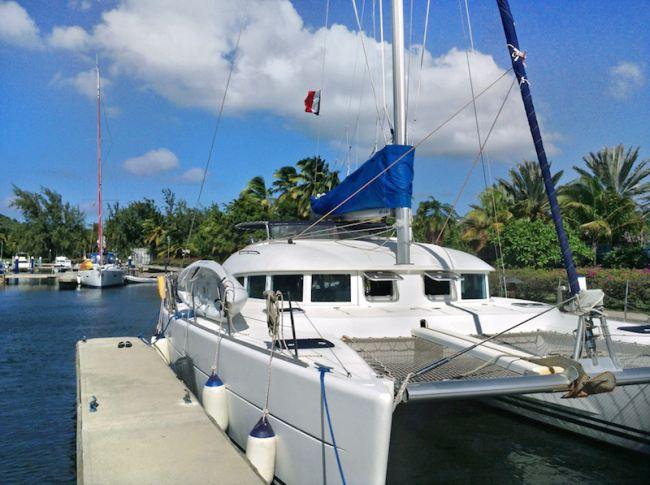 Yacht TIMAIAO