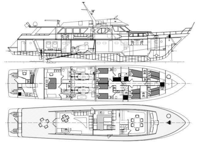 LIBERTUS's layout