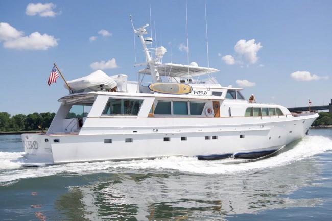 Yacht T-ZERO