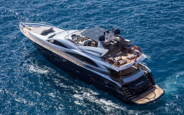 Yacht SABEA MEA