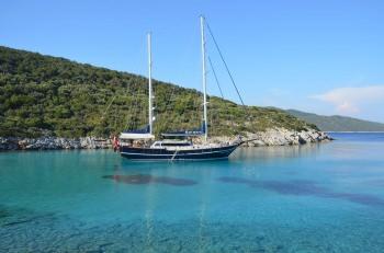 Yacht BLUE HEAVEN 2