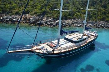 Yacht BLUE HEAVEN 3