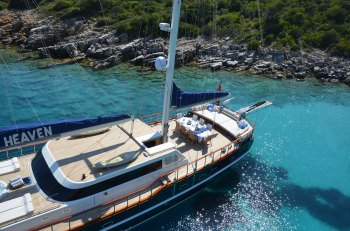 Yacht BLUE HEAVEN - 4
