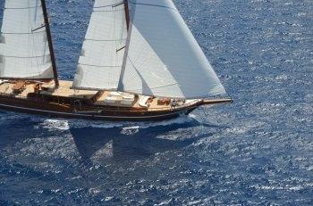 Yacht CAKIRYILDIZ 2