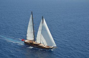 Yacht CAKIRYILDIZ 3