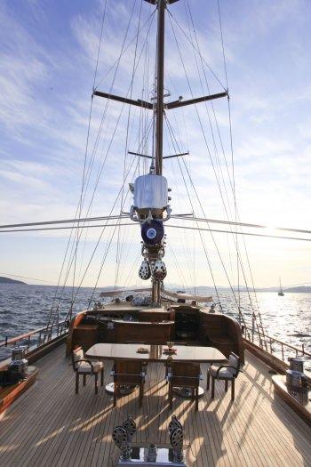 Yacht CAKIRYILDIZ - 4