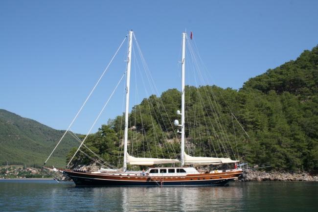 Yacht KAYA GUNERI V