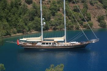 Yacht KAYA GUNERI V 2